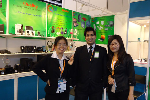 Quality Shenzhen - Exhibition Team