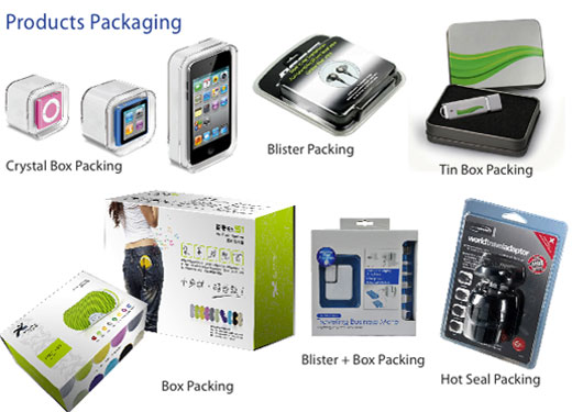 Services - Product Packaging